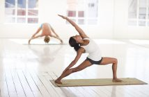 Benefici dello yoga: foto