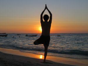 Esercizi yoga: foto