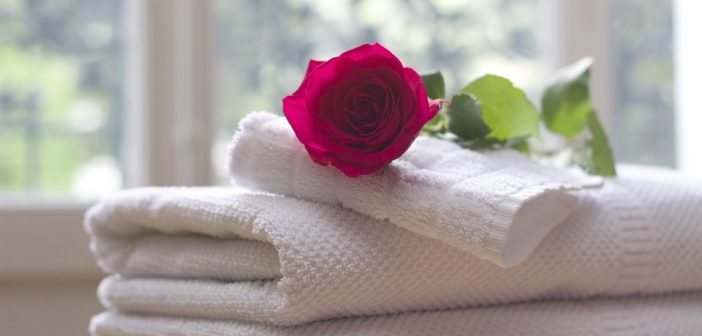 lavaggio biancheria hotel