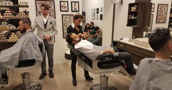 Barber shop milano