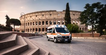Ambulanze private in tutta Roma
