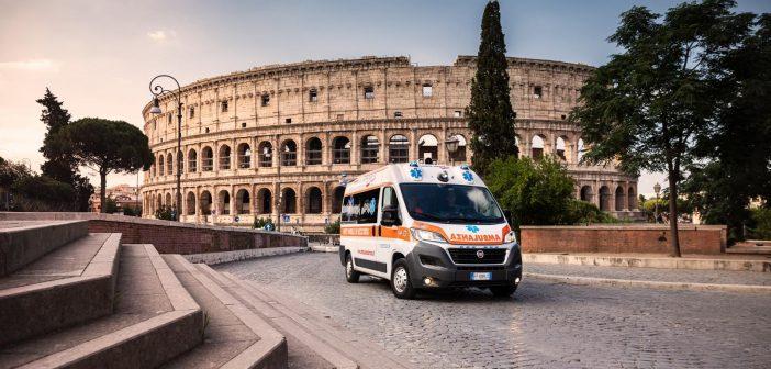 Ambulanze private in tutta Roma